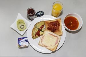 朝食_洋食